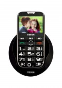 tesla-simplephone-a50-black